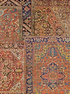 Antique-Persian-Heriz